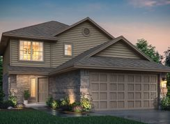 Los Fresnos - Wooster Trails at Baytown Crossings - nuHome Collection: Baytown, Texas - nuHome