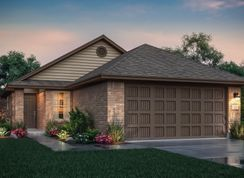 San Marcos - Wooster Trails at Baytown Crossings - nuHome Collection: Baytown, Texas - nuHome