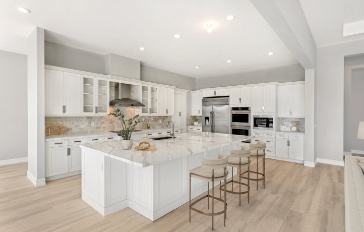 Kitchen featured in the Stamford II By Lennar in Palm Beach County, FL