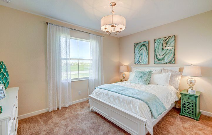 Bedroom featured in the Brilliance By Lennar in Martin-St. Lucie-Okeechobee Counties, FL