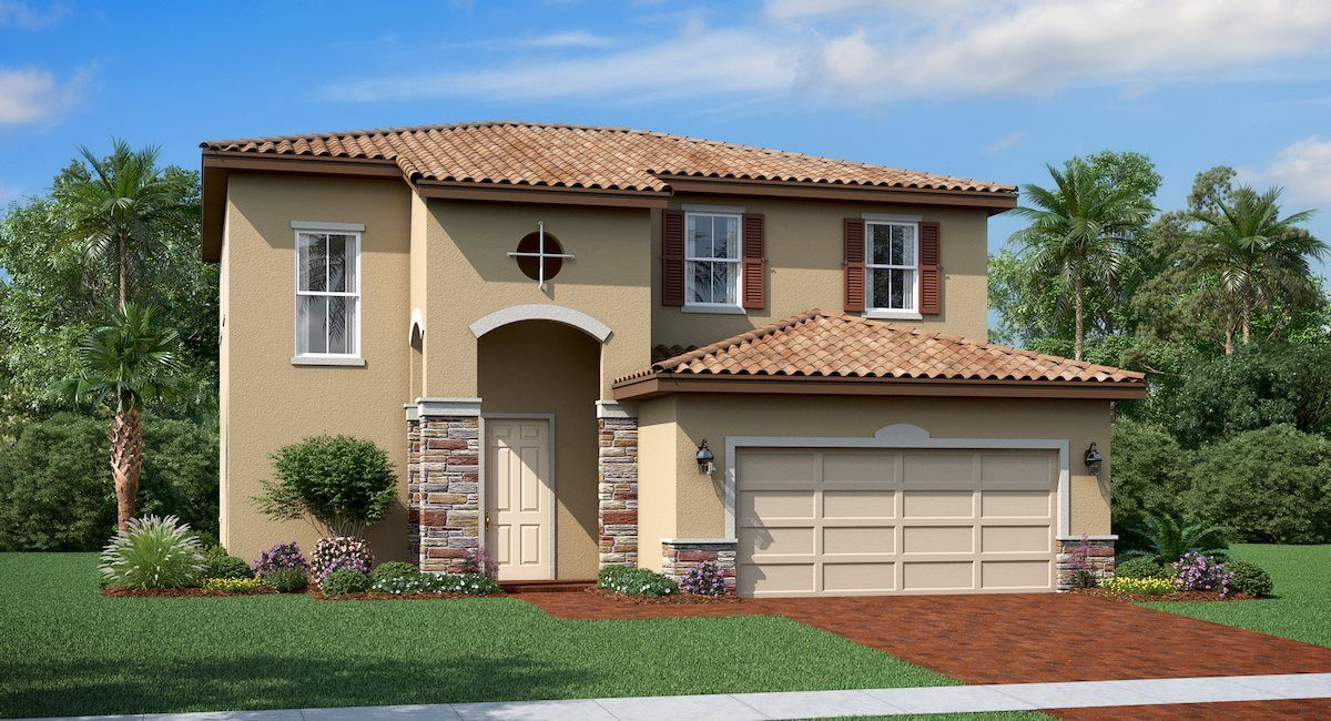 Exterior featured in the Radiance By Lennar in Martin-St. Lucie-Okeechobee Counties, FL