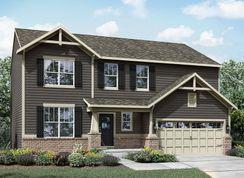 Brunswick - Albany Ridge: Noblesville, Indiana - Lennar