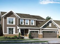 3000 - Vermillion - Architectural Collection: Fortville, Indiana - Lennar