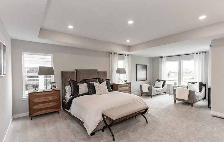 Bedroom featured in the 3000 By Lennar in Indianapolis, IN
