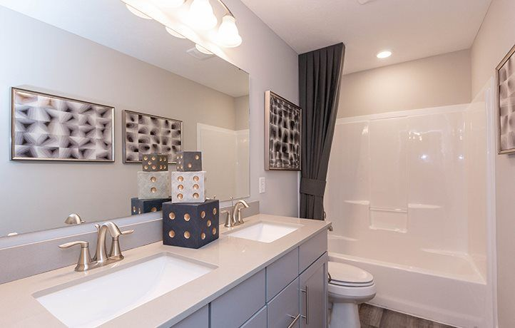 Bathroom featured in the Riviera By Lennar in Indianapolis, IN