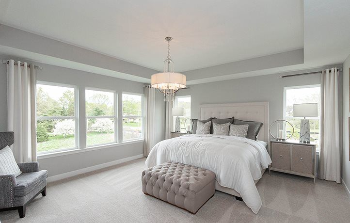 Bedroom featured in the Riviera By Lennar in Indianapolis, IN