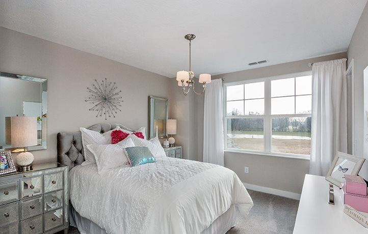 Bedroom featured in the Brunswick By Lennar in Indianapolis, IN
