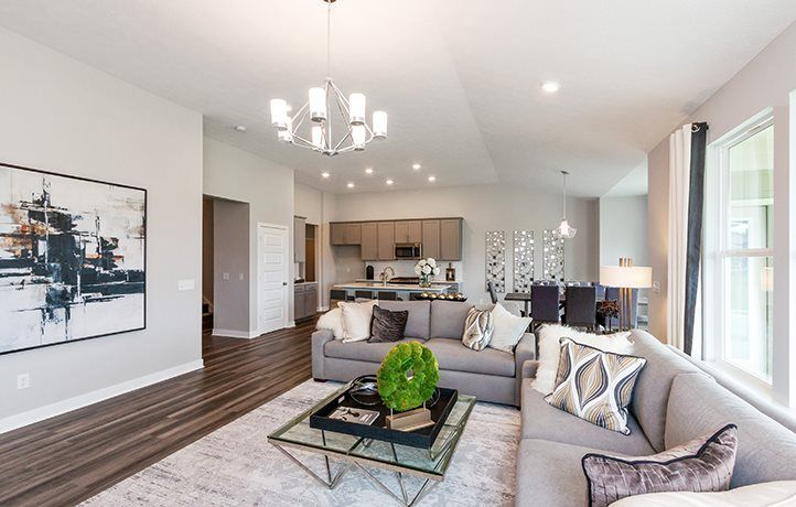 Living Area featured in the Chesapeake By Lennar in Indianapolis, IN