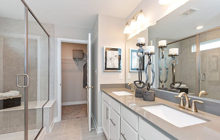 Bathroom featured in the Everett By Lennar in Indianapolis, IN