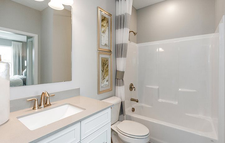 Bathroom featured in the Seabrook By Lennar in Indianapolis, IN