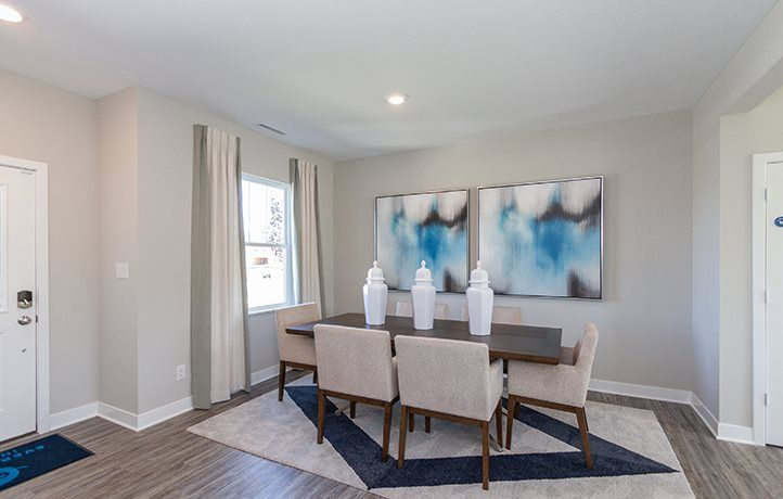 Living Area featured in the Belmont By Lennar in Indianapolis, IN