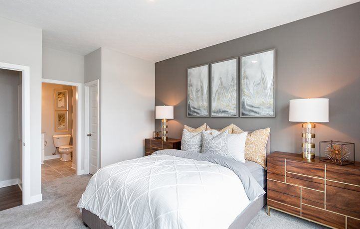 Bedroom featured in the Seabrook By Lennar in Indianapolis, IN