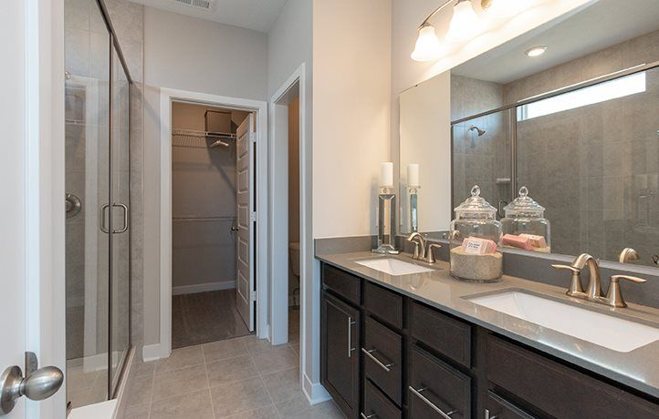 Bathroom featured in the Potomac By Lennar in Indianapolis, IN