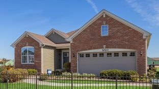Rutherford ei - Woodlore Estates - Andare: Crystal Lake, Illinois - Lennar