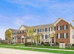 Chelsea ei - Woodlore Estates - Townhomes: Crystal Lake, Illinois - Lennar
