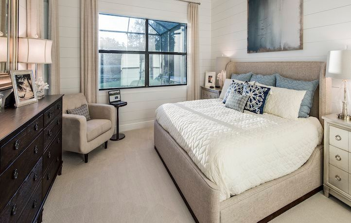 Bedroom featured in the Medina By WCI in Melbourne, FL