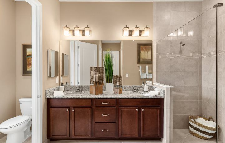 Bathroom featured in the Nautilus By WCI in Melbourne, FL