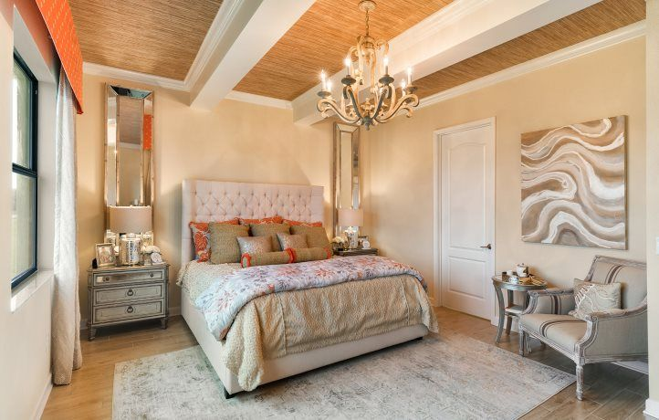 Bedroom featured in the Key Largo By WCI in Melbourne, FL