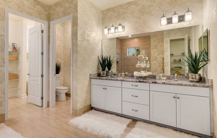 Bathroom featured in the Key Largo By WCI in Melbourne, FL