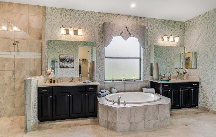 Bathroom featured in the Summerville II By WCI in Melbourne, FL
