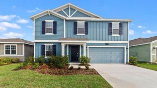 Heathcliff - Storey Creek - Estate Collection: Kissimmee, Florida - Lennar