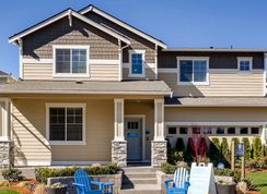 Carnation, Village - Ten Trails - Villages: Black Diamond, Washington - Lennar