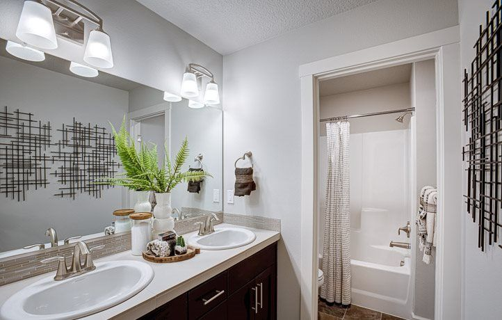 Bathroom featured in the St John By Lennar in Portland-Vancouver, OR