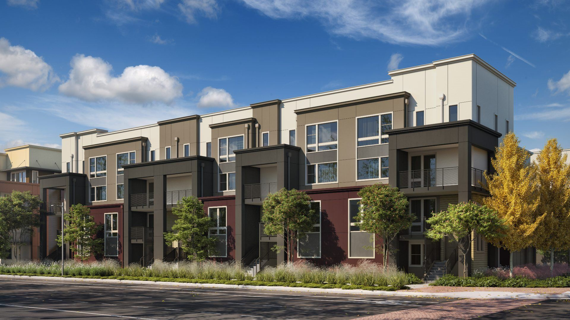 Exterior featured in the RESIDENCE SIX By Lennar in Oakland-Alameda, CA