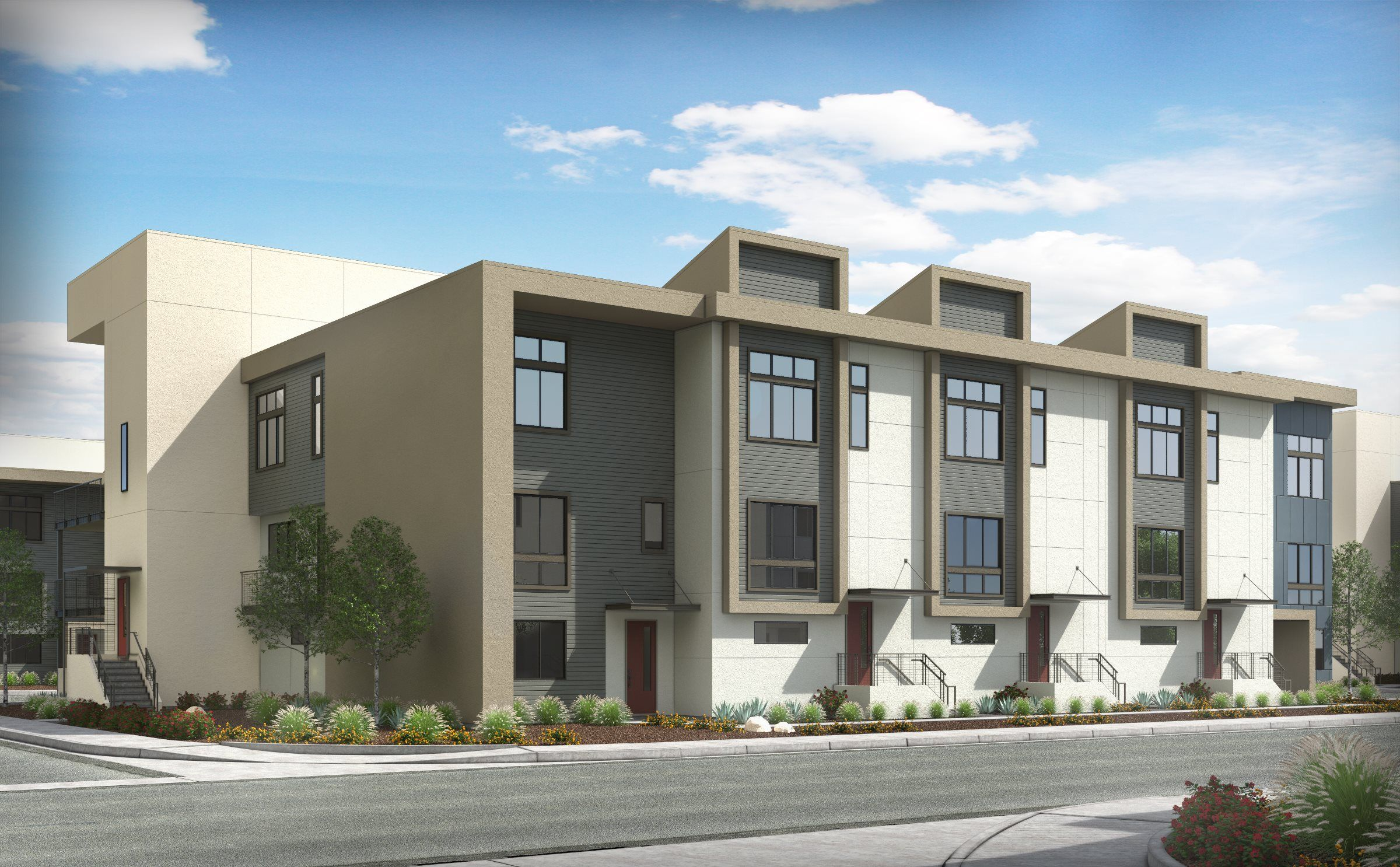 Exterior featured in the Residence 2A ALT By Lennar in Oakland-Alameda, CA