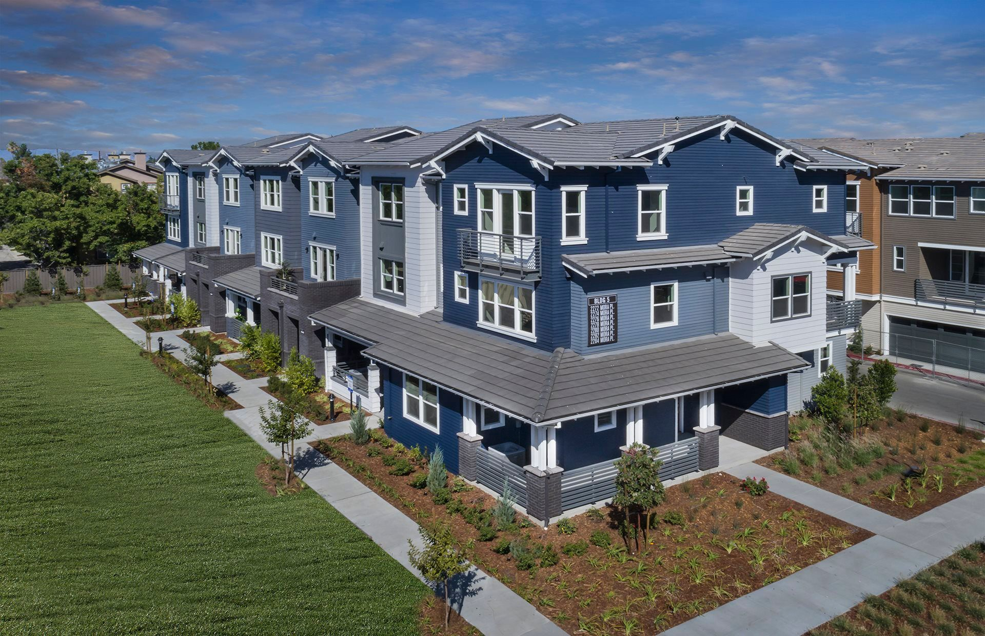 Exterior featured in the Residence 6 By Lennar in San Jose, CA