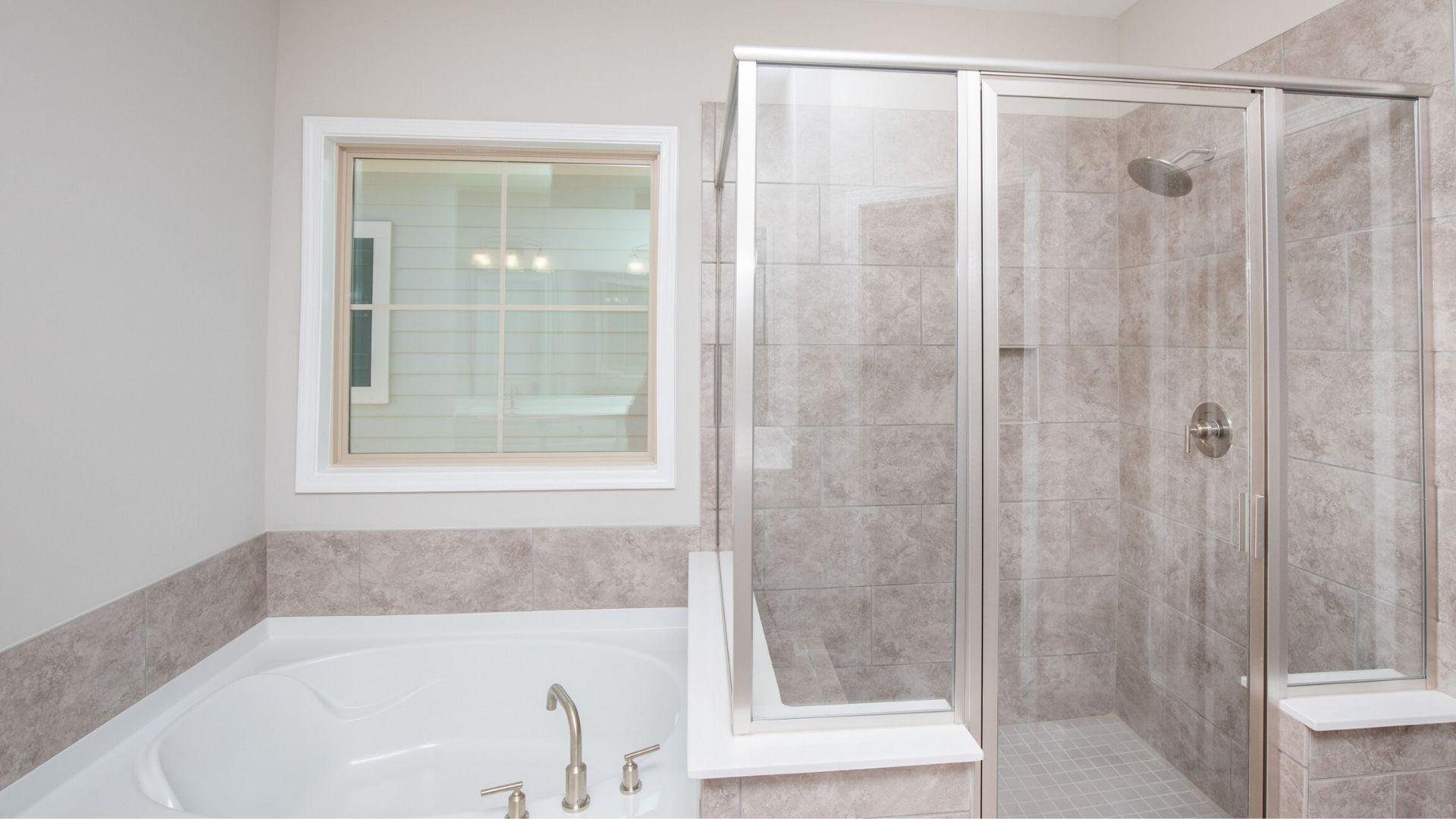 Bathroom featured in the Parker By Lennar in Atlanta, GA
