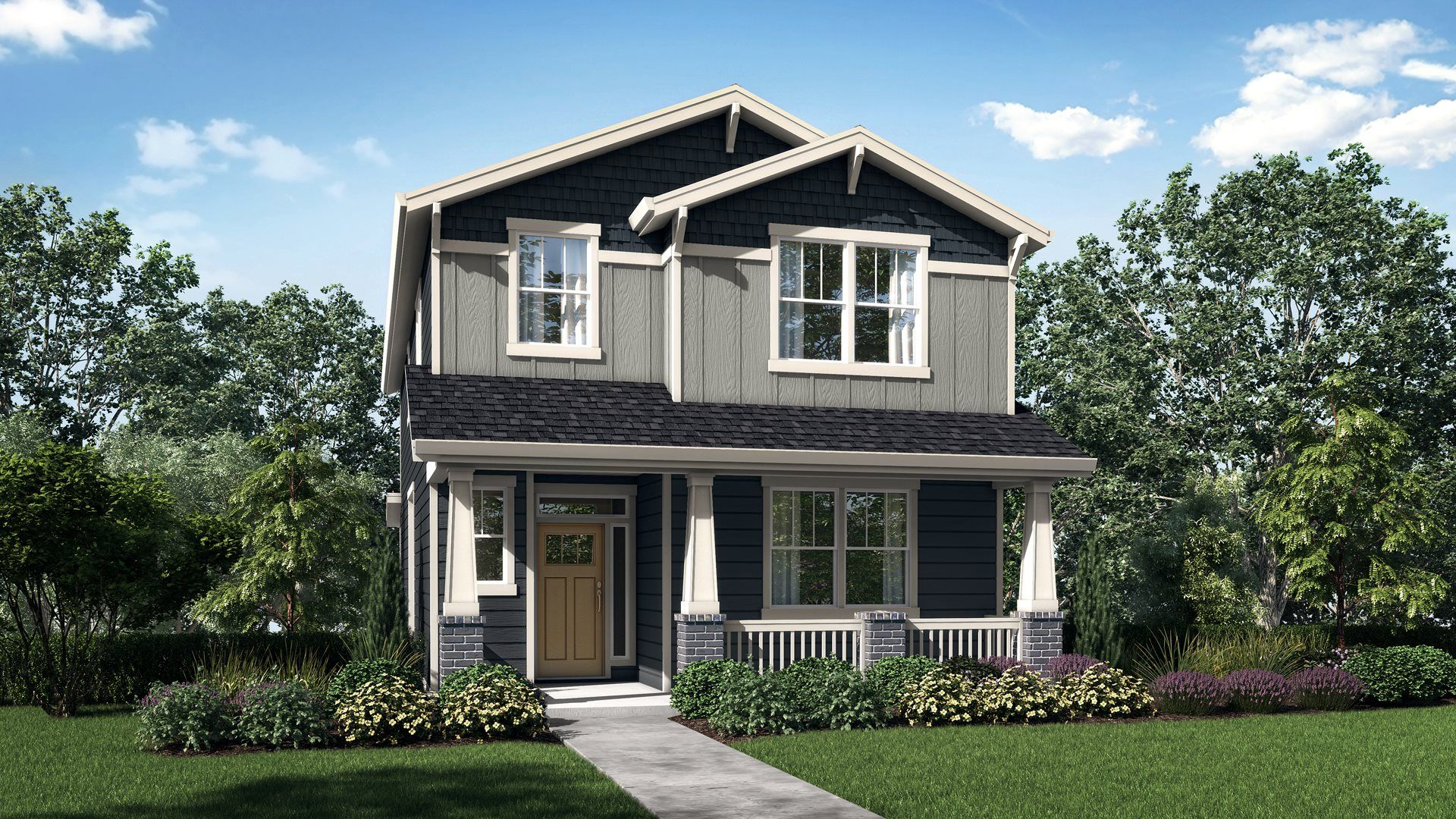 Exterior featured in the Clark By Lennar in Portland-Vancouver, OR