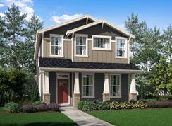 Calloway - Reed's Crossing - The Legacy Collection: Hillsboro, Oregon - Lennar
