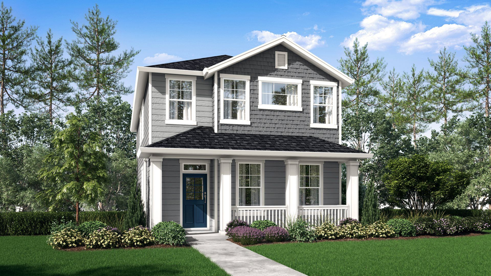 Exterior featured in the Calloway By Lennar in Portland-Vancouver, OR