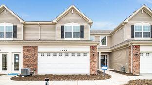Davis II ei - Raintree Village - Townhomes: Yorkville, Illinois - Lennar