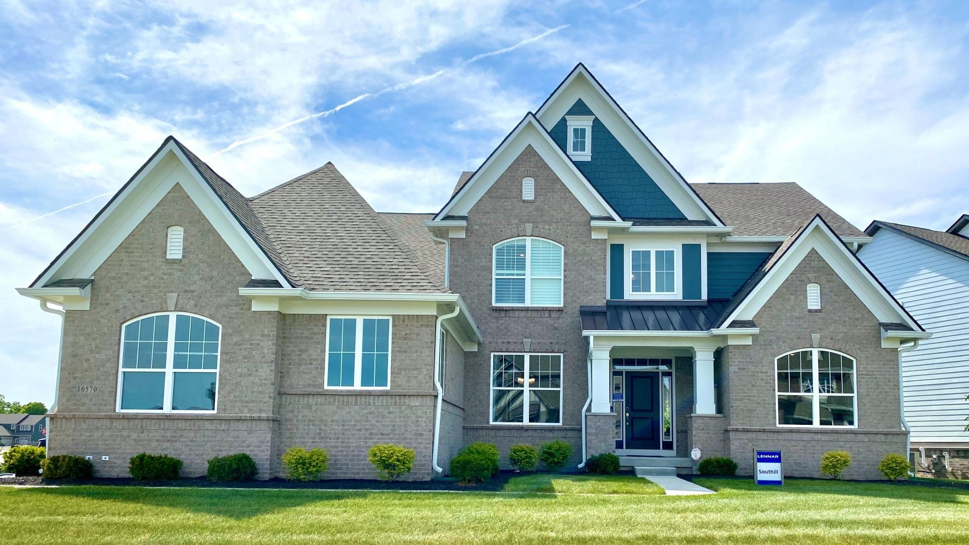 'Vermillion - Estate Collection' by Lennar - Indiana in Indianapolis