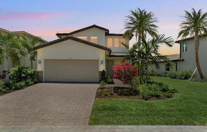Exterior featured in the Compasso By Lennar in Broward County-Ft. Lauderdale, FL