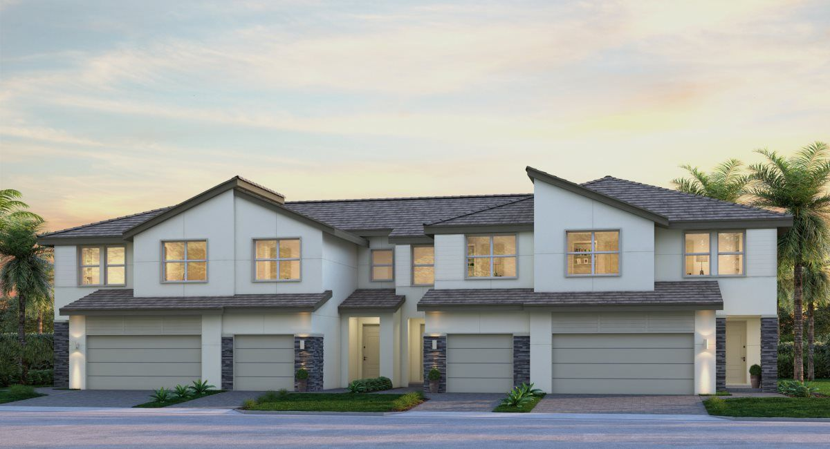 Exterior featured in the Viajante By Lennar in Broward County-Ft. Lauderdale, FL