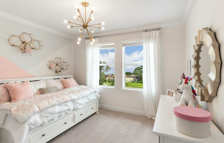 Bedroom featured in the Viajante By Lennar in Broward County-Ft. Lauderdale, FL