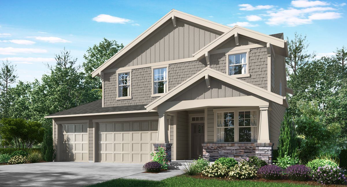 Exterior featured in the Jade By Lennar in Portland-Vancouver, WA