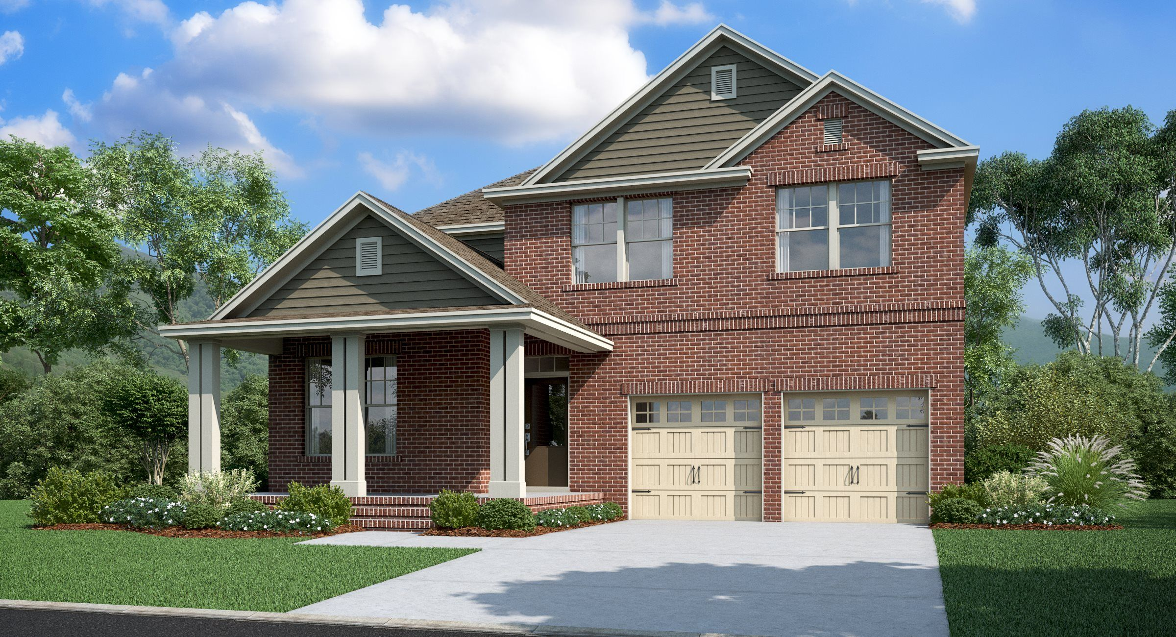 Exterior featured in the Warner By Lennar in Nashville, TN