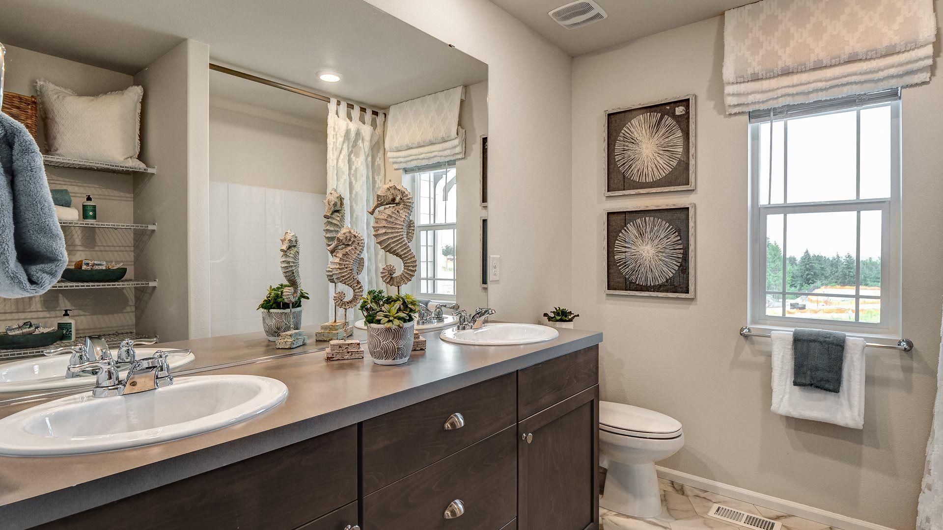 Bathroom featured in the Stevenson By Lennar in Bremerton, WA