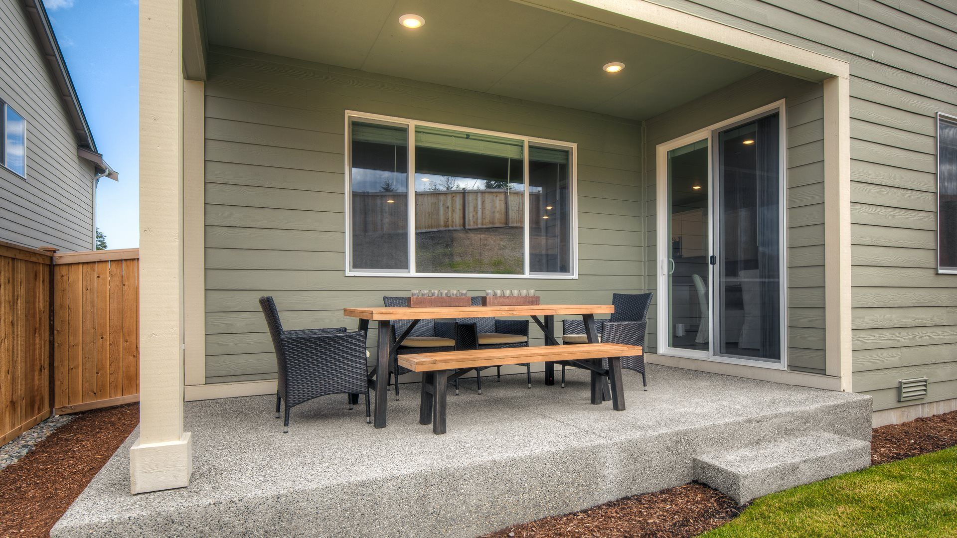 Exterior featured in the Magnolia By Lennar in Bremerton, WA