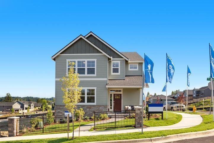 Exterior featured in the McKenzie By Lennar in Portland-Vancouver, OR