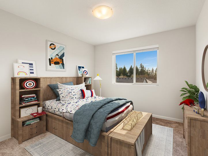 Bedroom featured in the Longview By Lennar in Portland-Vancouver, OR