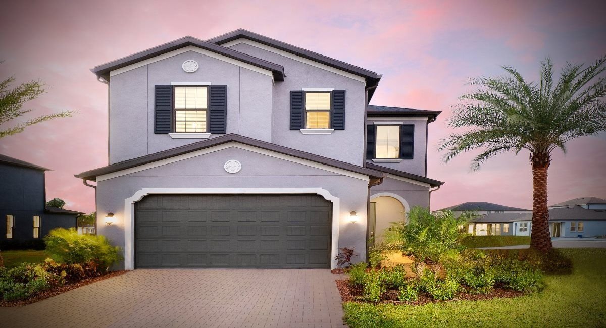 Exterior featured in the Crescent By WCI in Tampa-St. Petersburg, FL