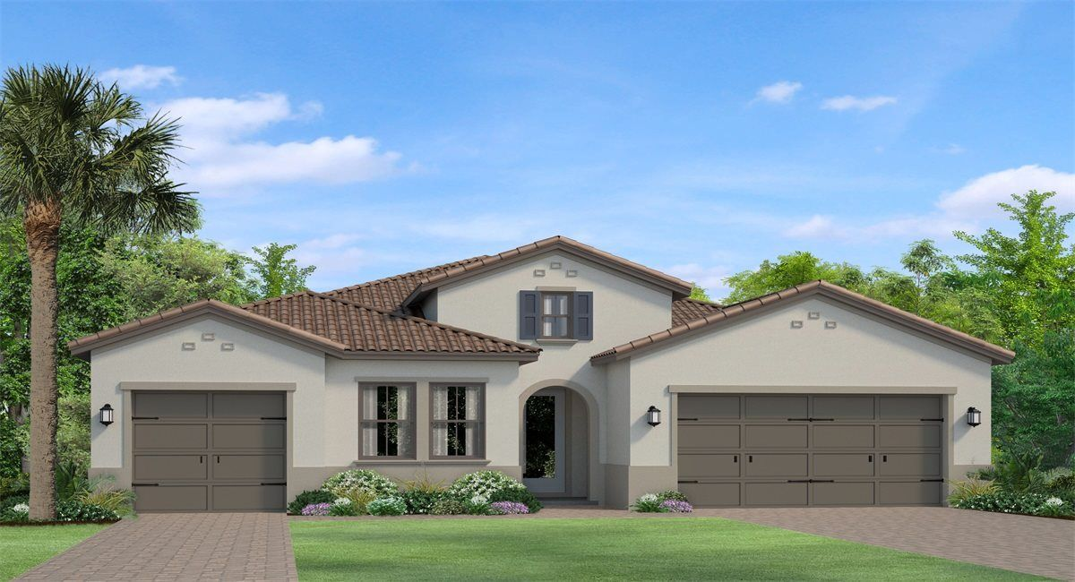 Exterior featured in the Petaluma By WCI in Tampa-St. Petersburg, FL