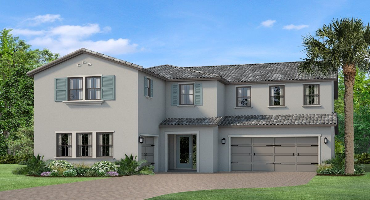 Exterior featured in the Sonora By WCI in Tampa-St. Petersburg, FL