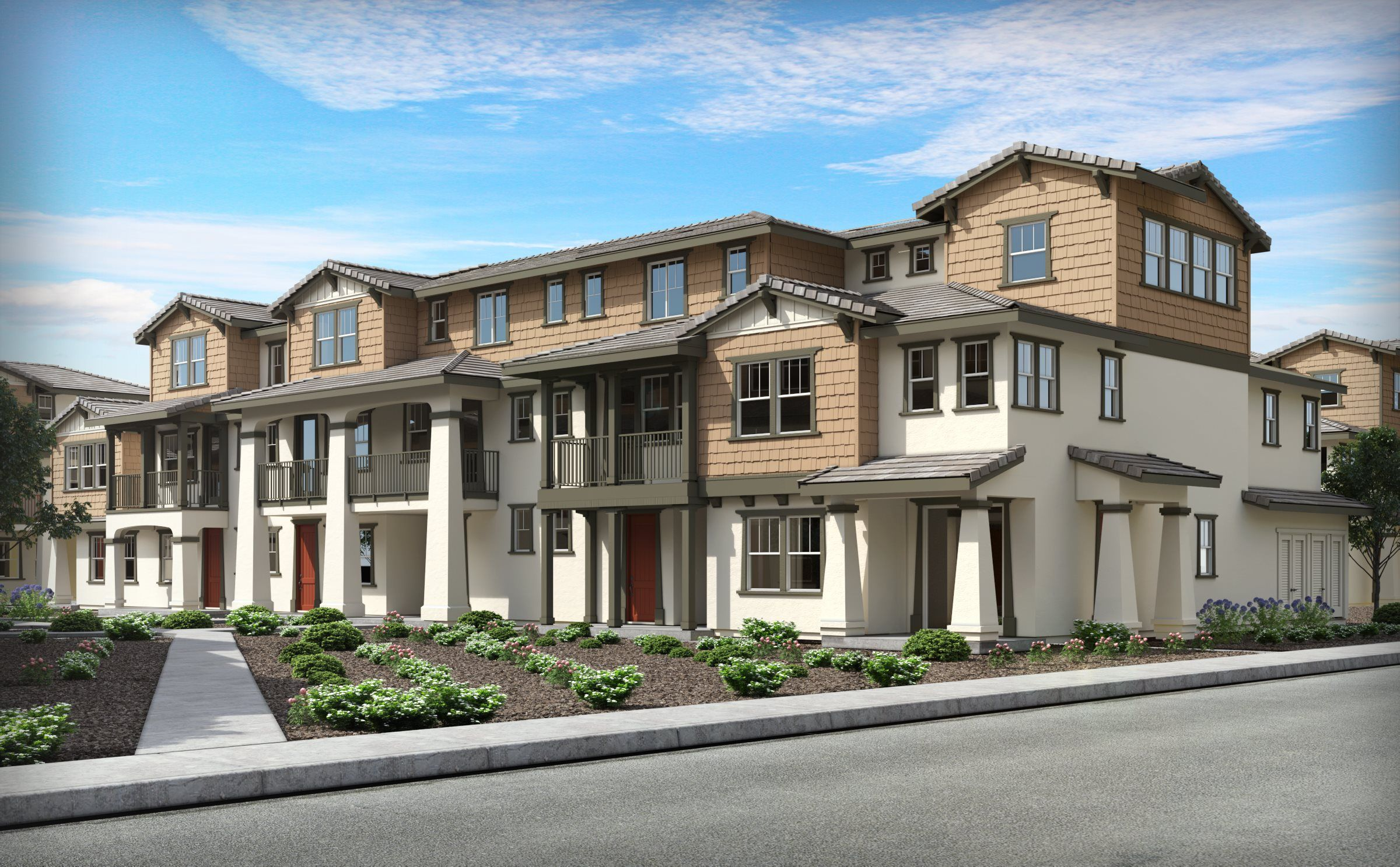 'The Preserve - Hillcrest' by Lennar - Bay Area Homebuilding in Oakland-Alameda