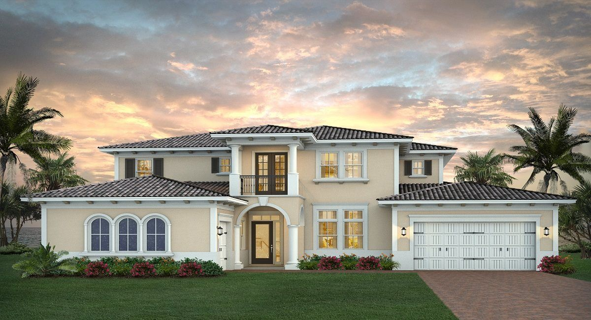 Exterior featured in the Lucia By WCI in Sarasota-Bradenton, FL